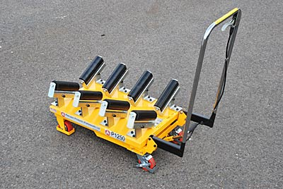 Roll Handling Trolley Paper Roll Dolly P1250
